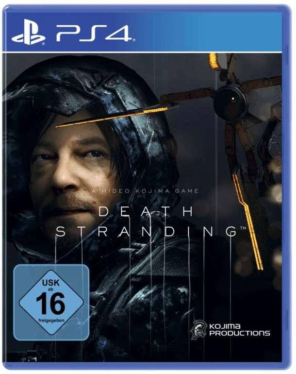 Death Stranding (PS4) für 22,99€ inkl. Versand (statt 25€)