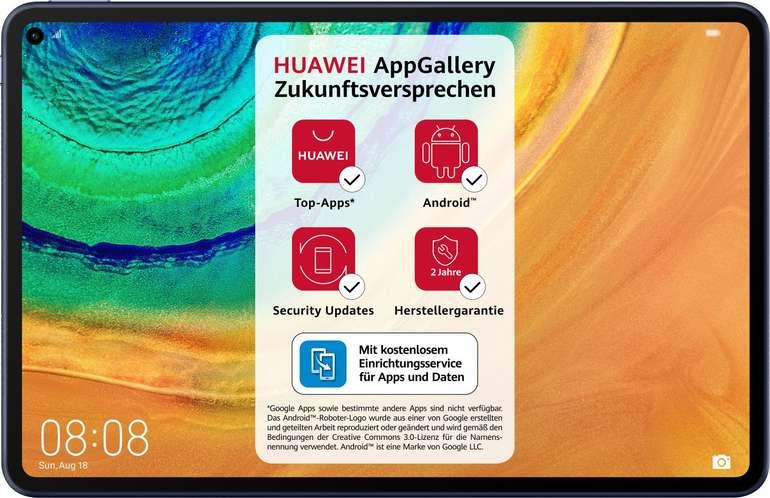 Huawei MatePad Pro 128GB WiFi für 437,43€ (statt 506€) - Newsletter Gutschein!