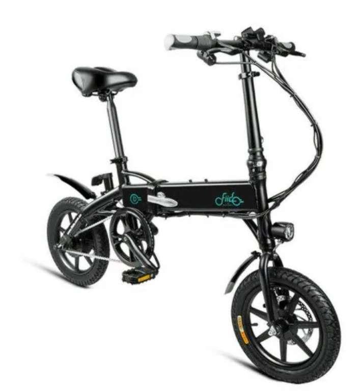 Fiido D1 E-Bike (10Ah Akku, 250W Motor, bis 25km/h, faltbar) für 420,90€ - EU-Lager!