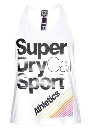 Superdry Tank-Top Cali für 13,59€ inkl. Versand (statt 22€)