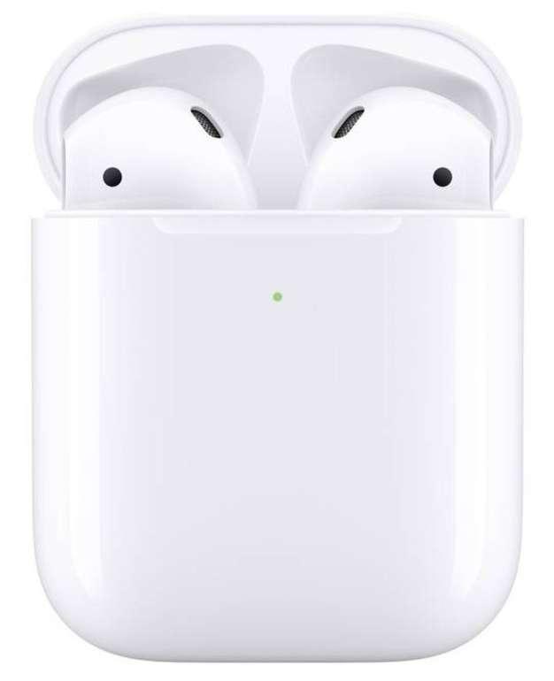 Conrad: 25€ Rabatt ab 149€ Bestellwert - z.B. Apple AirPods 2 (2019) mit kabellosem Ladecase für 154€