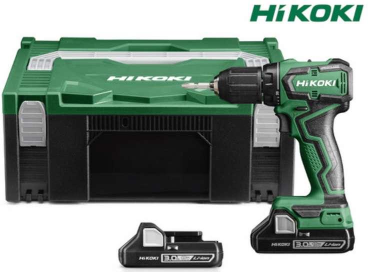 Hikoki Akku-Bohrschrauber DS18DDWQZ + 2 Akkus für 145,90€inkl. Versand (statt 168€)