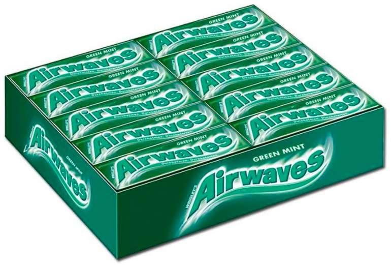 Wrigleys Airwaves Green Mint (900 Stück) für 15,85€ inkl. Versand (statt 56€) - MHD-Ware!