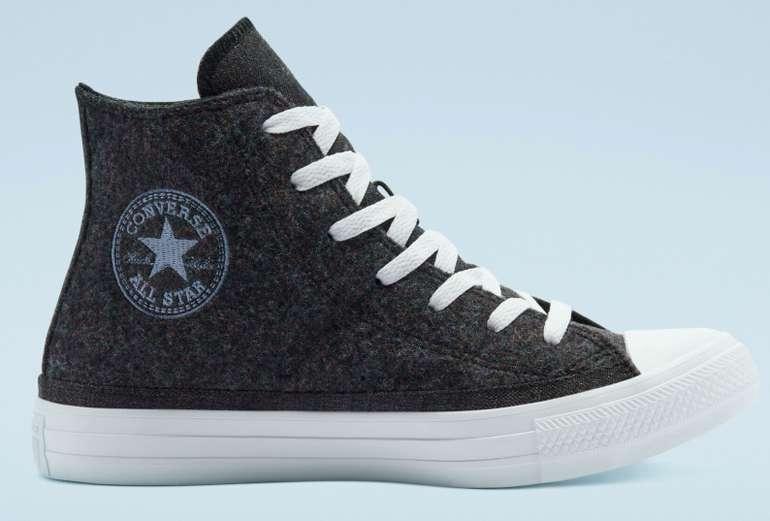 Converse Sale mit bis zu 50% + 20% Extra - z.B. Renew Chuck Taylor All Star High Top für 31,97€ (statt 55€)