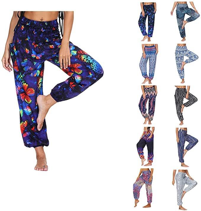 Newanna Damen Yoga Hosen für je 9€ inkl. Versand (statt 11€)