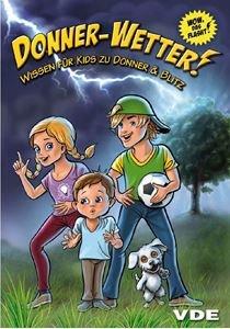 """Gratis: Comic """"Donner-Wetter!"""" für Kinder kostenlos bestellen"""
