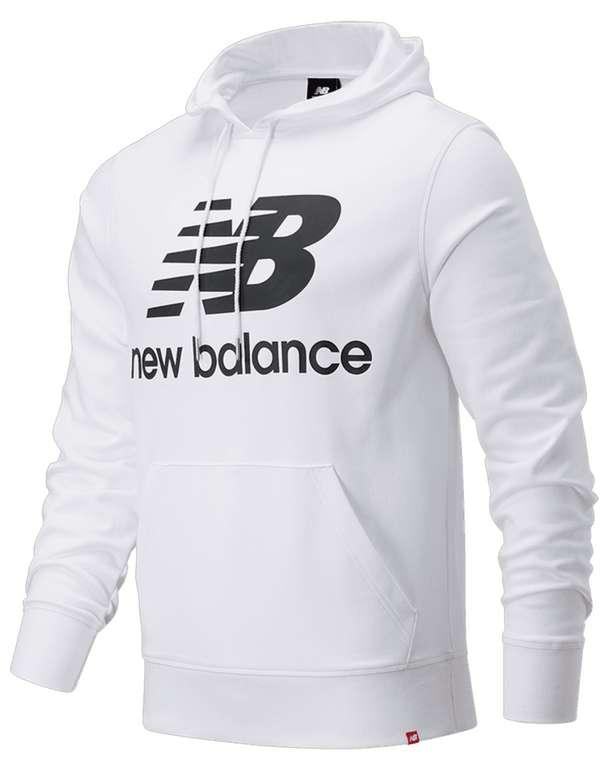 Geomix: New Balance Sale bis zu -30% + Gratis Versand, z.B. New Balance Kapuzenpullover PO Hoodie für 37,95€ (statt 43€)