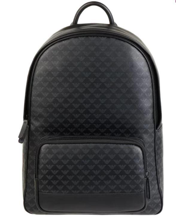 Emporio Armani Rucksack (Leder, Laptopfach) für 329€ inkl. Versand (statt 405€)