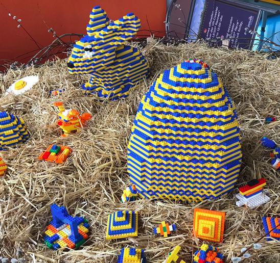 Legoland Günzburg: Freier Eintritt für Kinder (bis 17 Jahren) vom 21. bis 22.04.
