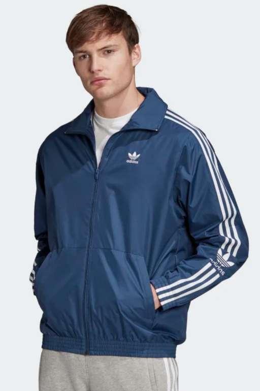 adidas Originals Herren Jacke in blau für 33,58€inkl. Versand (statt 45€)