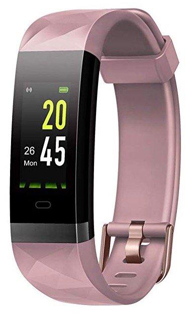 Letscom Fitness Armband mit Pulsmesser für 21,59€ inkl. Versand