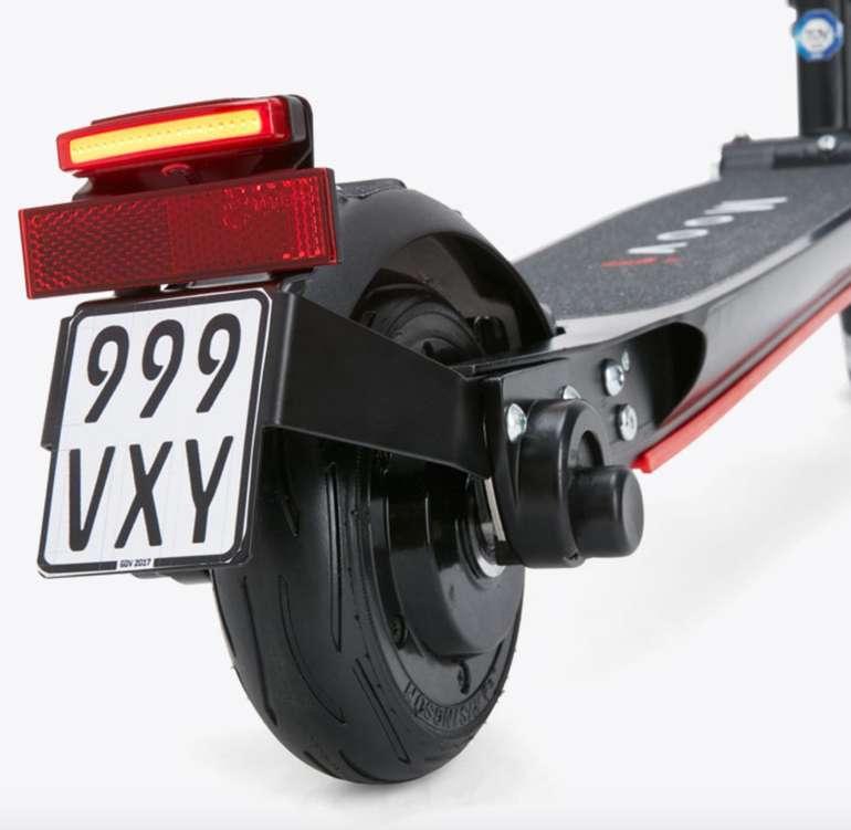 Moovi E0204 E-Scooter mir StVO für 349€ inkl. Versand (statt 449€) - genralüberholt!