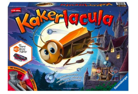 Kinder Geschicklichkeitsspiel: Ravensburger  Kakerlacula (22300) für 22,39€