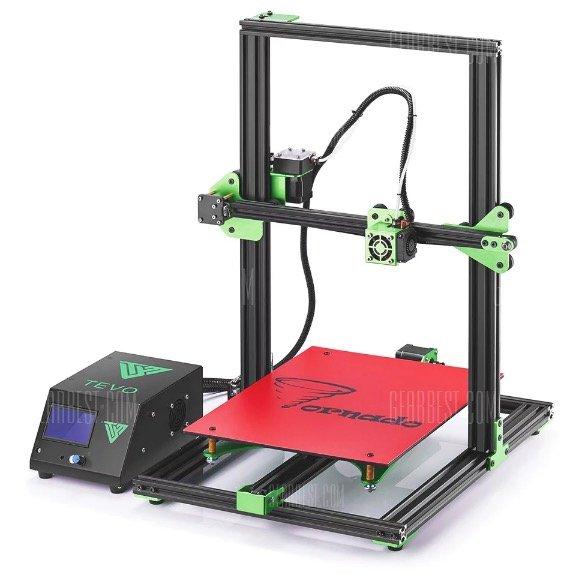 Tevo Tornado 3D-Drucker (150mm/s) für 298,48€ inkl. Versand aus EU-Lager!