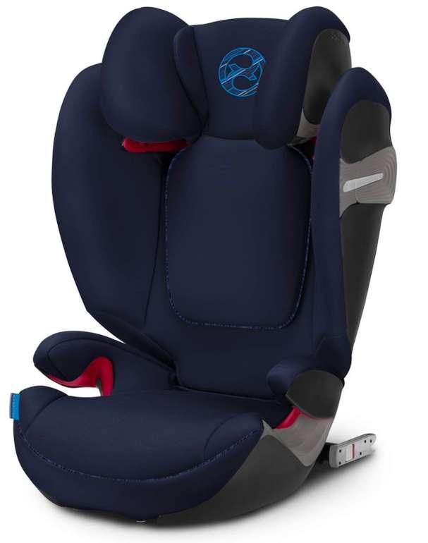 Cybex Gold Kindersitz Solution S-Fix in Indigo Blue für 125,99€ inkl. Versand (statt 169€)