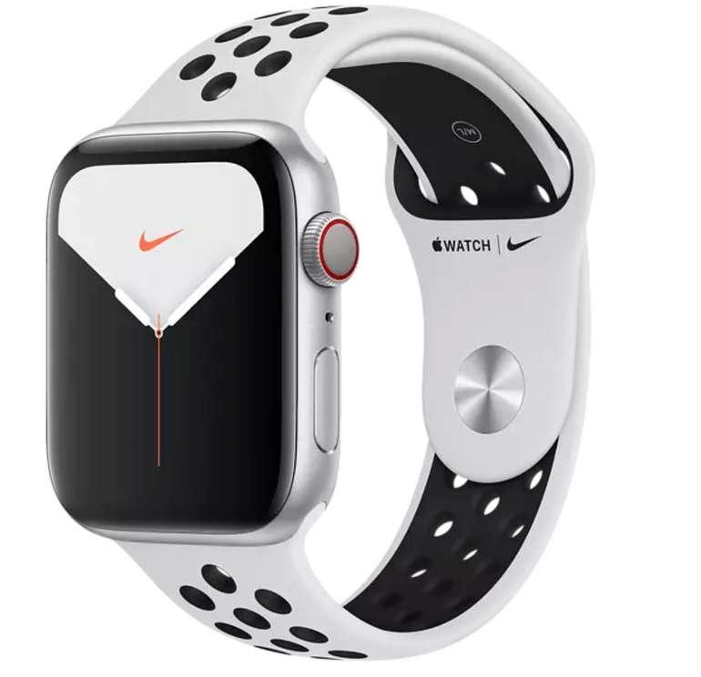 Media Markt Breaking Deals - z.B. Apple Watch Nike Series 5 (GPS + Cellular) 44mm für 379€ (statt 412€)