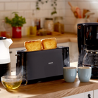 Philips Daily Collection HD2590/90 Langschlitz-Toaster für 24,94€ (statt 29€)