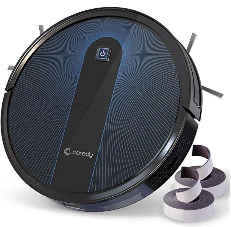 Coredy R650 Saugroboter mit Boost Intellect und 1600Pa Saugkraft für 99€ (statt 200€)