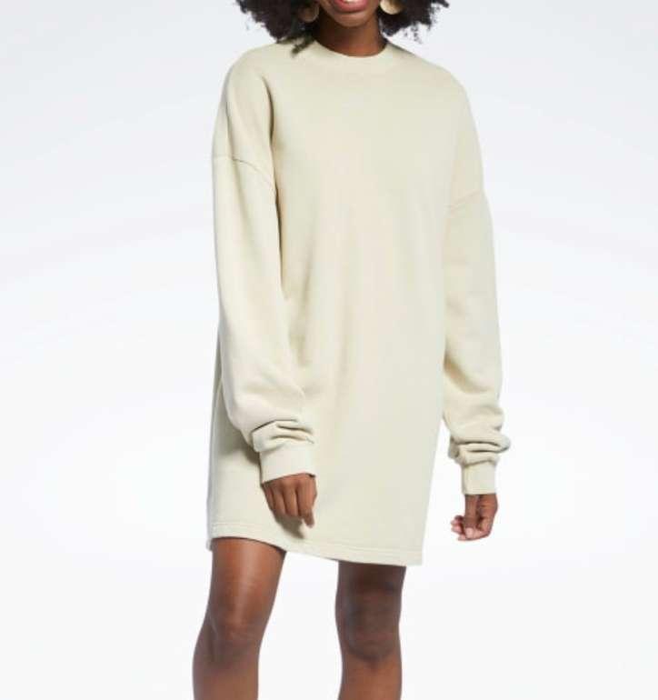 Reebok Classics Natural Dye Crew Damen Kleid für 36€ inkl. Versand (statt 44€)