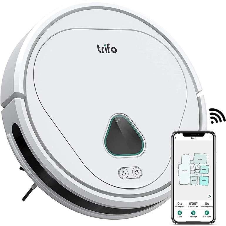 Trifo Saugroboter Max-S (3000Pa, Videoüberwachung, App, Alexa) für 132,99€ inkl. Versand (statt 183€)
