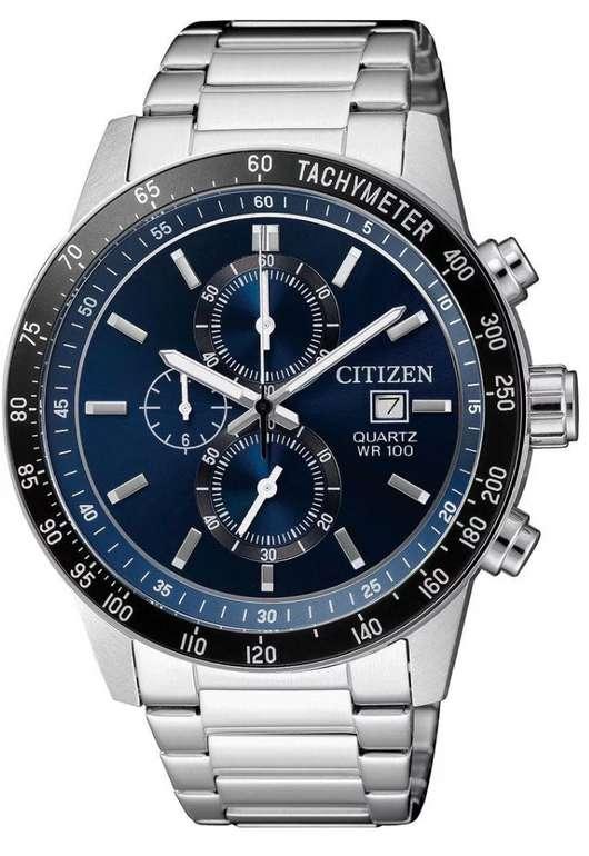 """Citizen Chronograph """"AN3600-59L"""" Herren Uhr für 92,65€inkl. Versand (statt 109€)"""