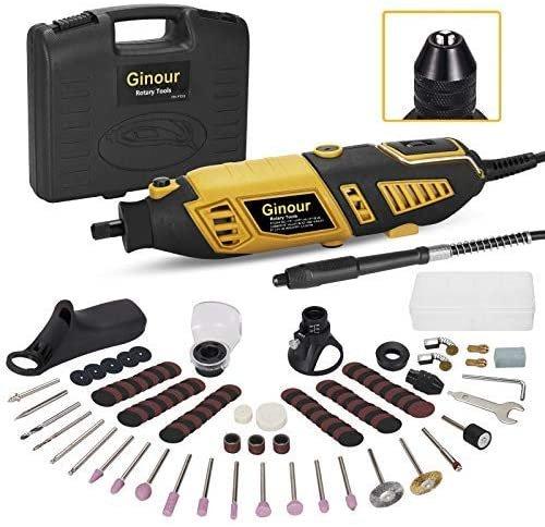 Ginour 170W Multifunktionswerkzeug + Zubehör für 20,99€ inkl. Versand (statt 35€)