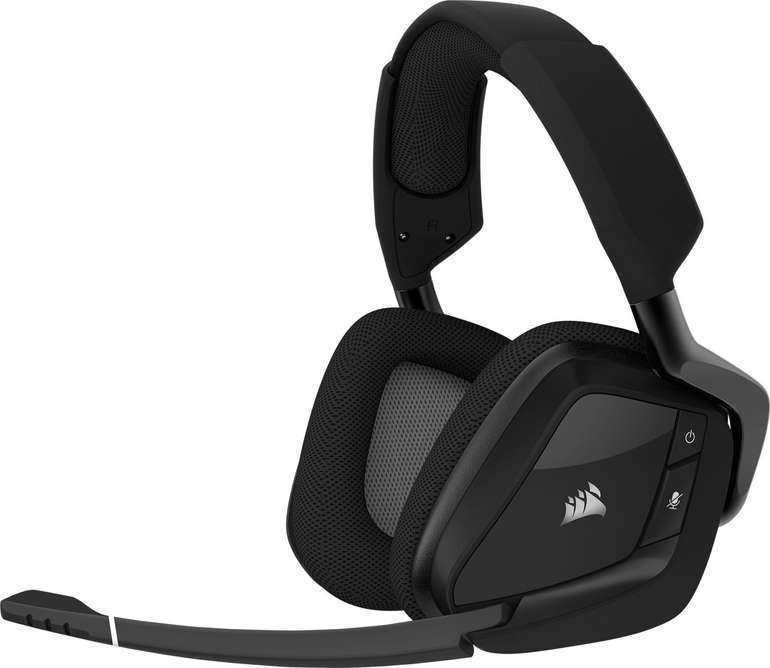 Corsair Void PRO RGB Wireless 7.1 Gaming Headset für 65,89€ inkl. VSK (statt 95€)