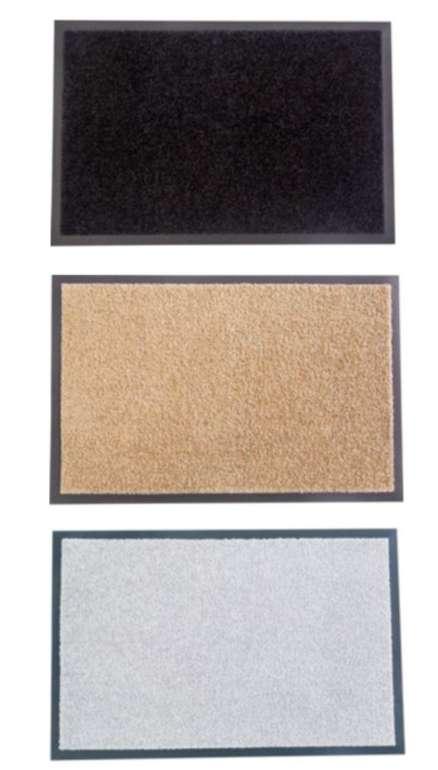 """my home Fußmatten """"Mette"""" in verschiedenen Farben zu je 8,94€ inkl. Versand (statt 12€)"""