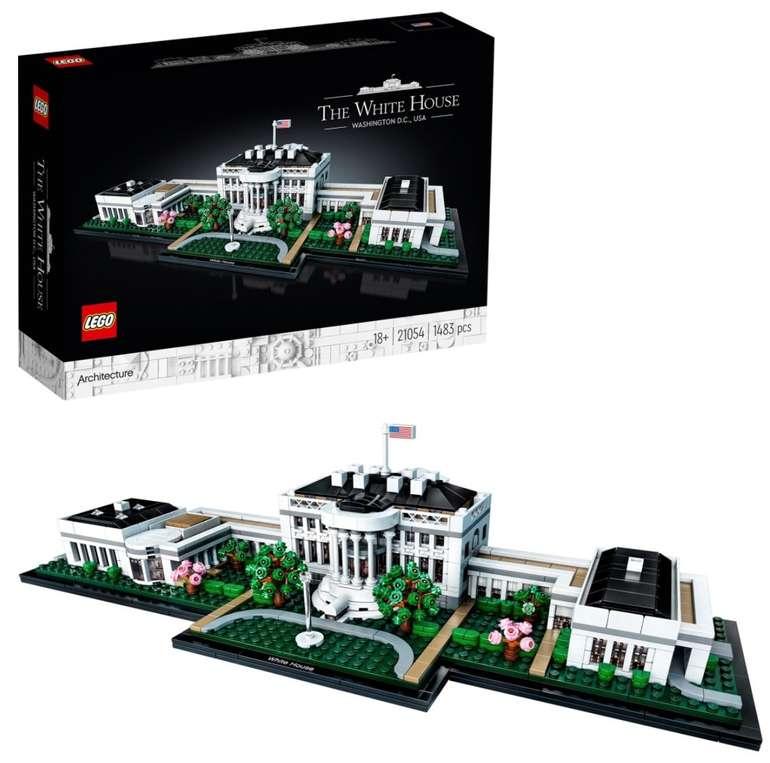 Lego Architecture – Das Weiße Haus (21054) für 62,09€ inkl. Versand (statt 70€)