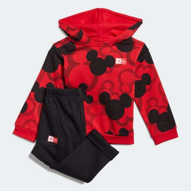 Adidas Mickey Mouse Jogginganzug für 35€ inkl. Versand (statt 45€)