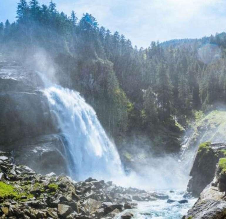 Österreich Krimmler Wasserfälle: Ab 2 Nächte im 4* Hotel Krimml ink. Frühstück & Spa ab 99€ p.P (bis Mitte Oktober)