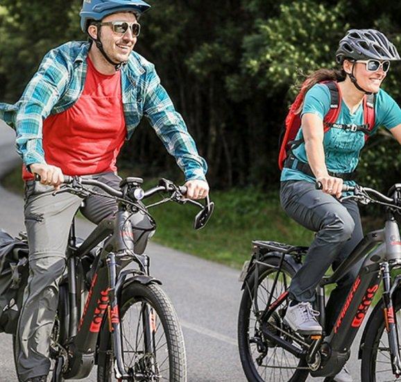 Telekom: Haibike Trekking E-Bike im Wert von mindestens 3.400€ gewinnen