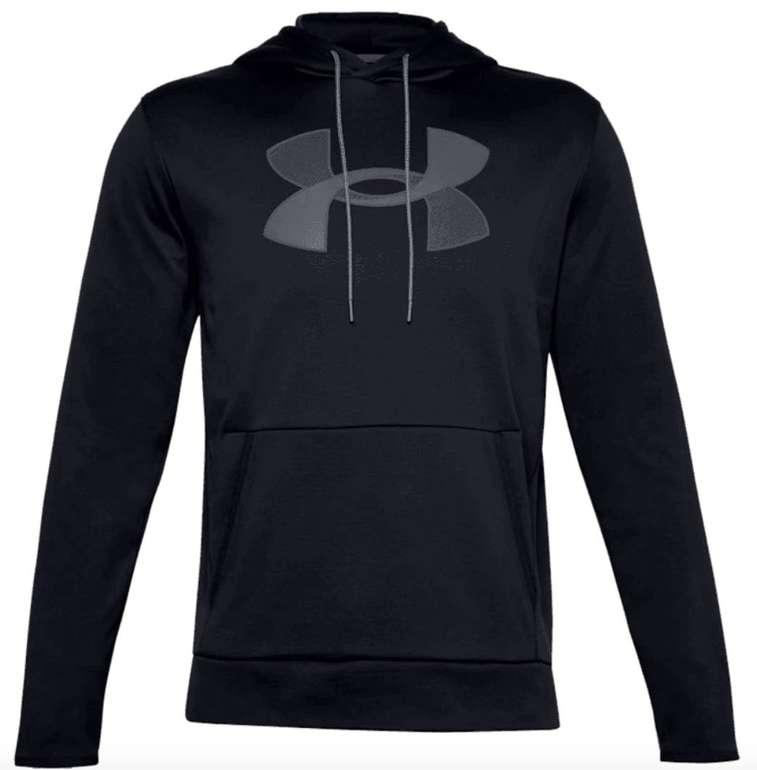 """Under Armour Fleece Kapuzenpullover """"Big Logo"""" für 29,95€ inkl. Versand (statt 42€)"""