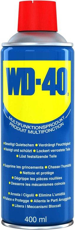 6er-Pack WD-40 Multifunktionsöl (6x 400ml) für 21,42€ inkl. Versand