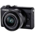 Saturn Foto Weekend, zB Canon EOS M100 Kit Systemkamera für 279€ (statt 330€)