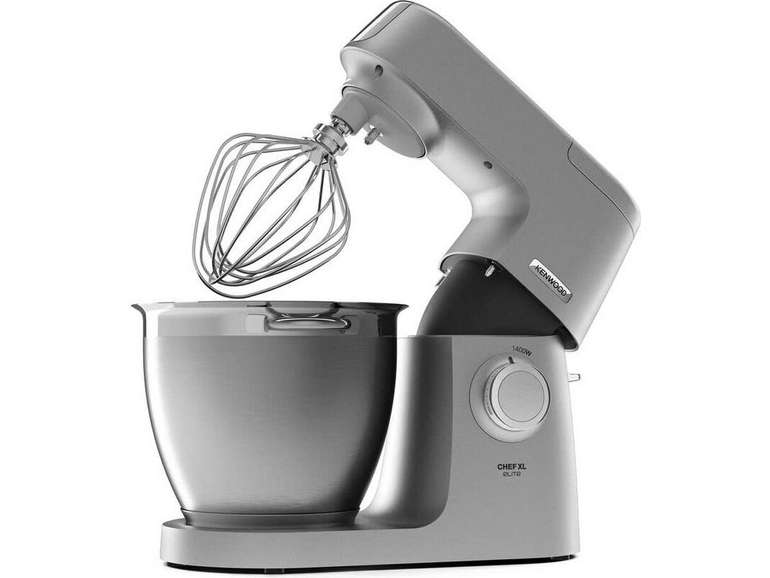 Kenwood Chef XL Elite Küchenmaschine für 378,90€ inkl. Versand (statt 406€)