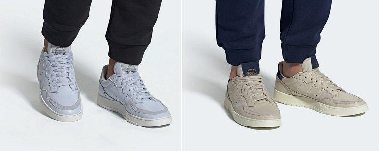 Adidas Supercourt Retro Herren Sneaker