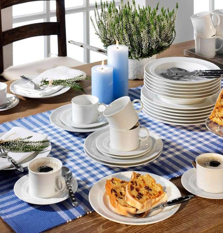 Jecke Preise bei Galeria mit bis zu 20% Rabatt, z.B. 36-teiliges Friesland Kombi-Service Jeverland für 84,94€