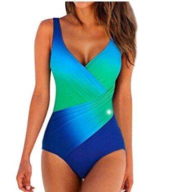 Meclelin Damen Badeanzug für 13,20€ inkl. Versand (statt 44€)