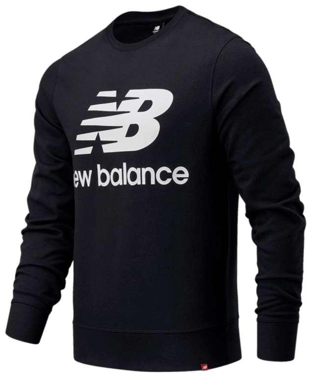 """New Balance NB Essentials """"Stacked Logo Crew"""" Herren Sweatshirt für 32,46€inkl. Versand (statt 39€)"""