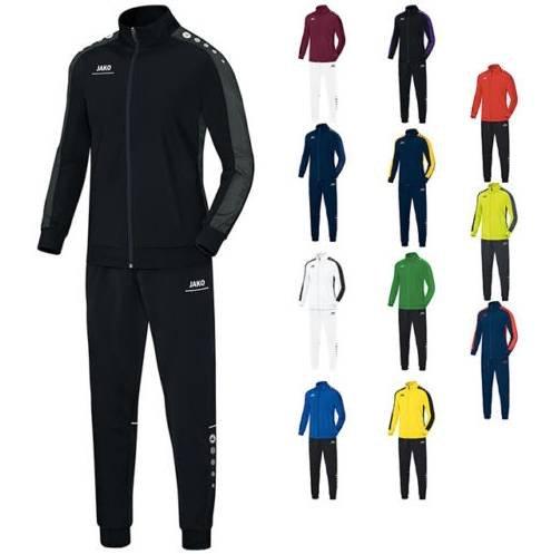 Jako Striker Trainingsanzug (verschiedene Farben) für je 25,90€ (statt 34€)