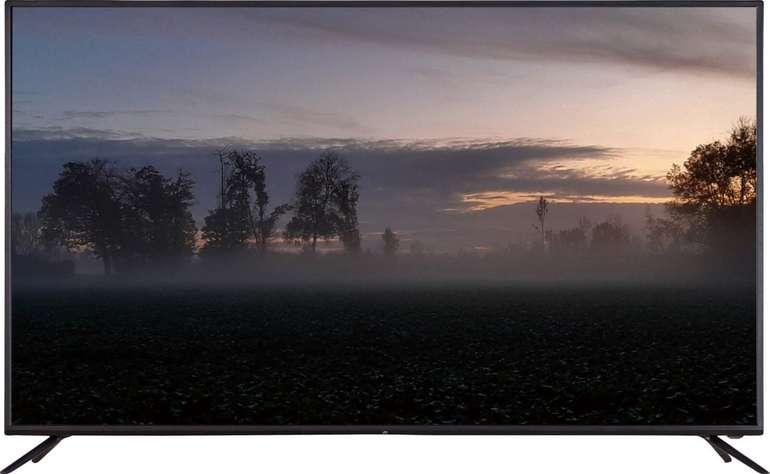 "JTC SG65U5567J LED TV (65"", UHD 4K, 60 Hz, Smart TV) für 439,89€ inkl. Versand (statt 608€)"