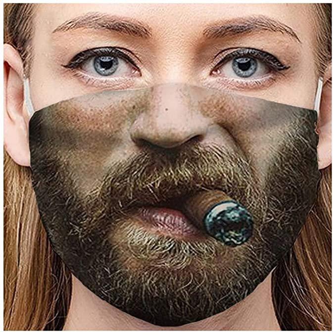 Neeky Mund-Nase-Maske mit Motiv für je 1,89€ inkl. Versand (statt 5€)