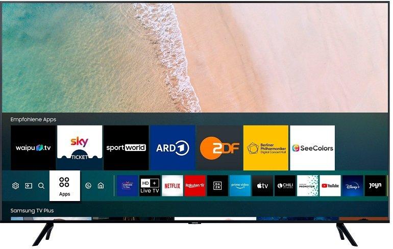 Samsung GU75TU7079U - 75 Zoll 4K UHD Smart-TV 2
