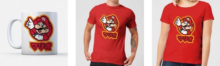 Nintendo Super Mario T-Shirt