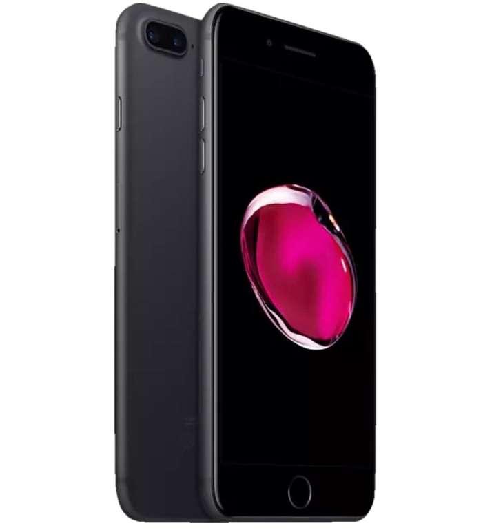 Apple iPhone 7 Plus mit 128GB Speicher in schwarz für 437,68€ inkl. Versand (statt 500€)