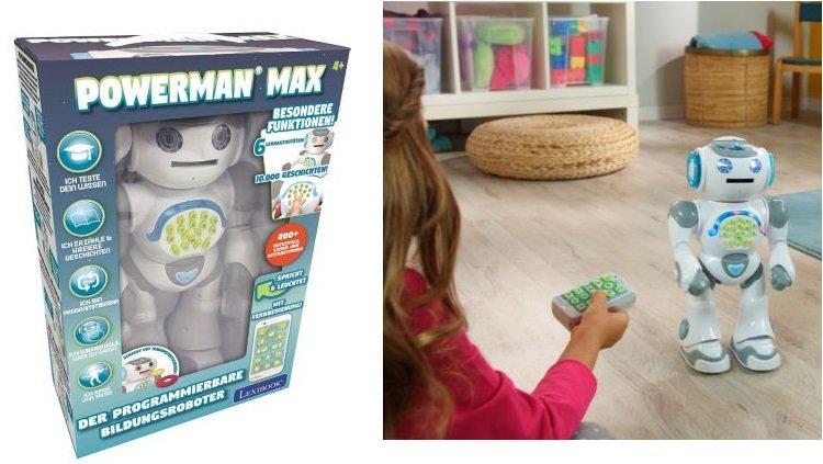 Lexibook Powerman Max Lern-Roboter 2