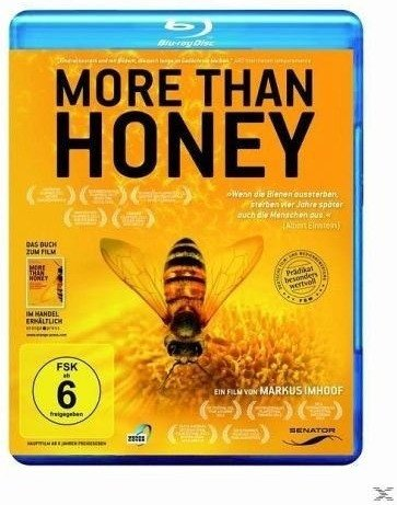 Markus Imhoof - More Than Honey (Blu-ray) für 4,95€ inkl. Versand (statt 10€)