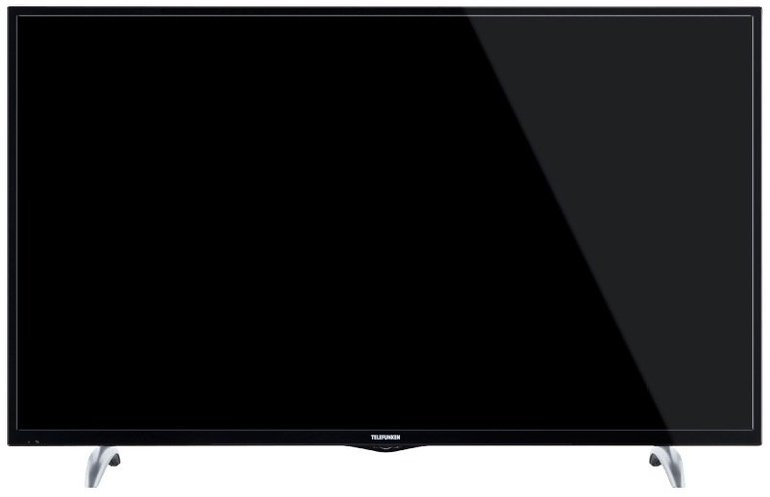 Telefunken D55F389X4CW 55″ LED TV mit Full HD für 396€ inkl. Versand