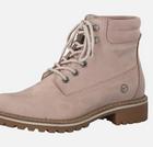 Tamaris Damen Boots in rosa für 35,96 € inkl. Versand (statt 69€)
